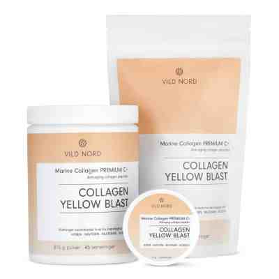 VILD NORD – Collagen Yellow Blast