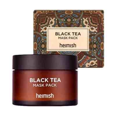 Heimish – Black Tea Mask Pack ansigtsmaske