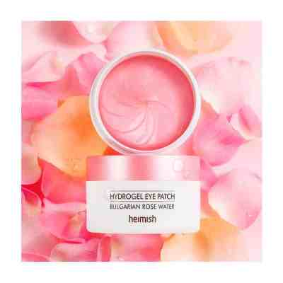 Heimish – Bulgarian Rose Hydrogel Eye Patch