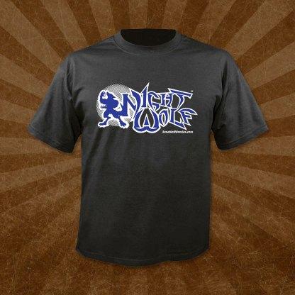 Night Wolf Logo T-Shirt