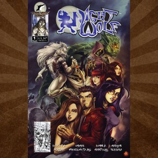 Night Wolf 1 Cover A