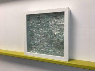 strikje art glas verkocht