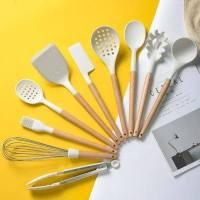 Kitchen Silicone cooking utensil set
