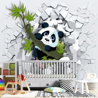 Панда - Фототапет