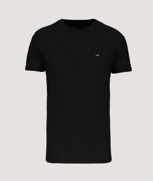 T-shirt BIO150 col rond homme - Black