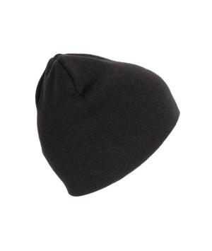 BONNET EN TRICOT - Taille unique - Noir