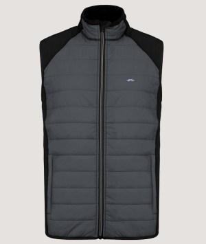Veste grey/black