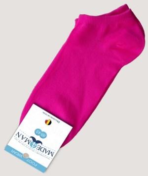 Socquettes microfibre - Pink