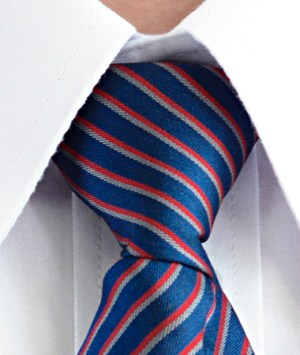 Cravates à motifs