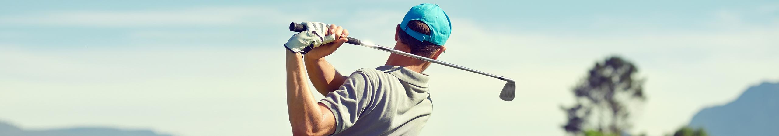 Nos vêtements, équipements et accessoires de golf