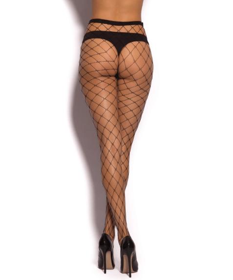 Highwaist Fishnet Stockings2