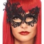 Black vixen mask