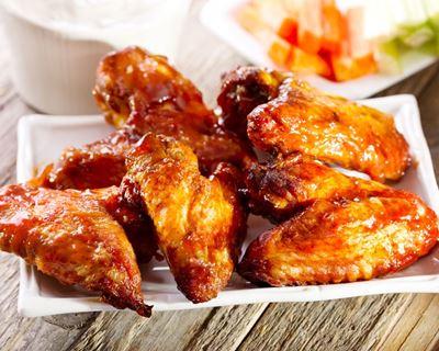 Ailes de poulet grillé - Vente à emporter Restaurant Mango Fusion Schiltigheim
