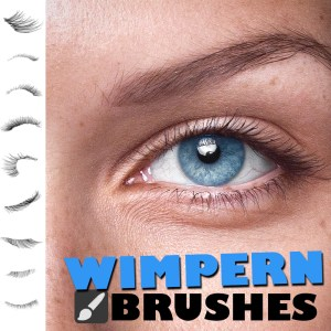 Wimpern Brushes