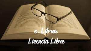 elibros-licencia-libre
