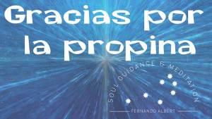 Gracias por la Propina.