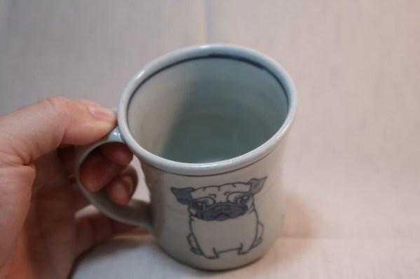 マグカップ パグ