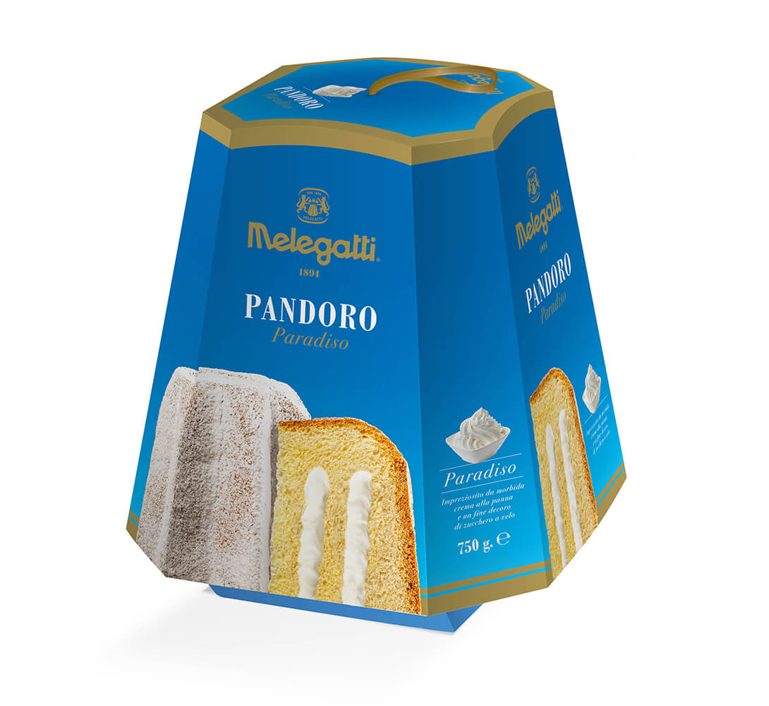Pandoro Melegatti Paradiso PRF003