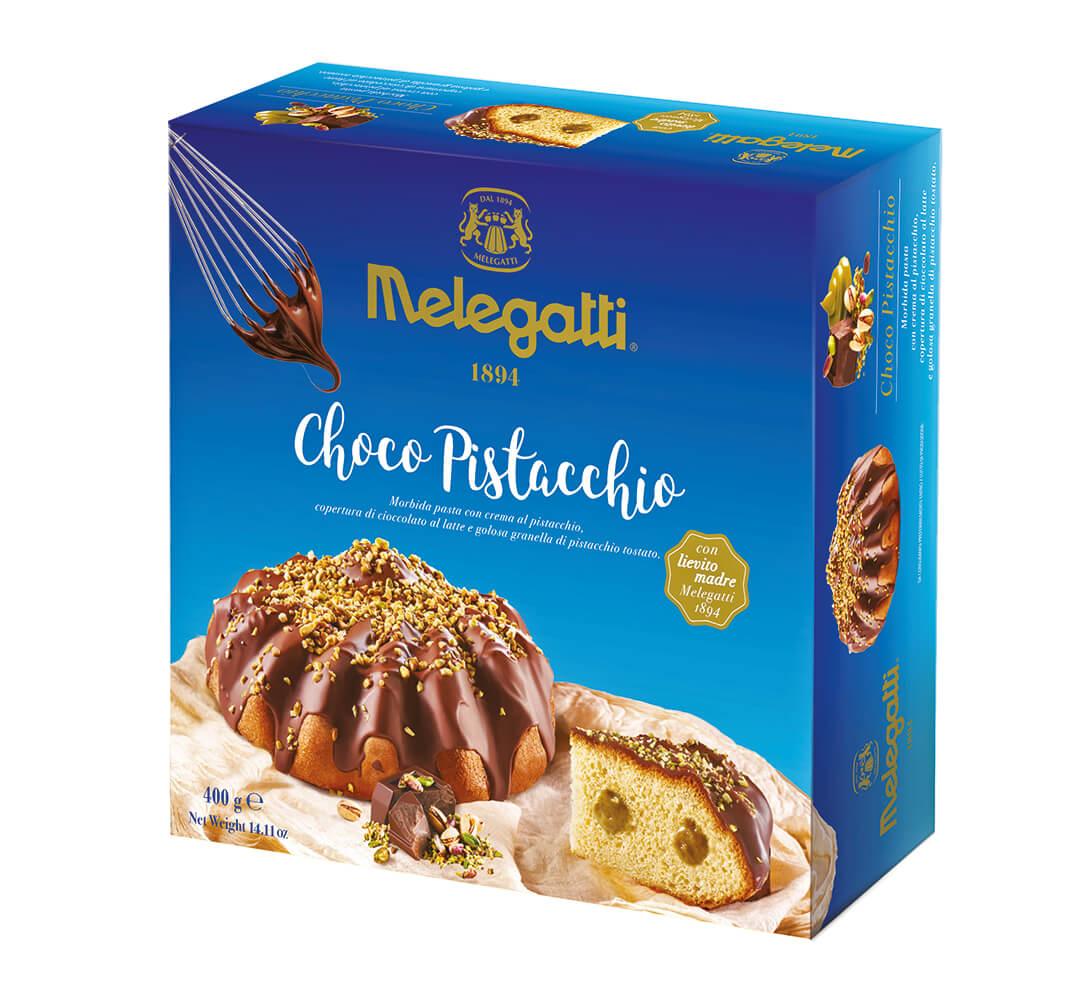 Torta Melegatti Choco Pistacchio PF-PRE011