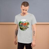 Aizpute - Dzirnavas. Short-Sleeve Unisex T-Shirt