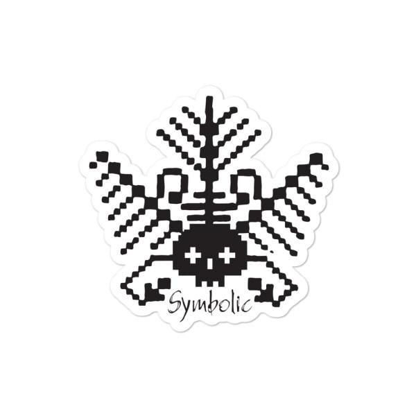 grupa Symbolic sticker