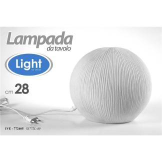 IVE/LAMPADA 27,5*25,5CM S3772L-40