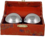 Stainless Steel Exercise Balls, Size 2-0