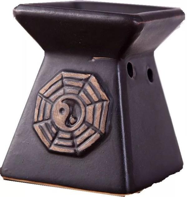 Pyramid Tea Light Oil Warmer-0