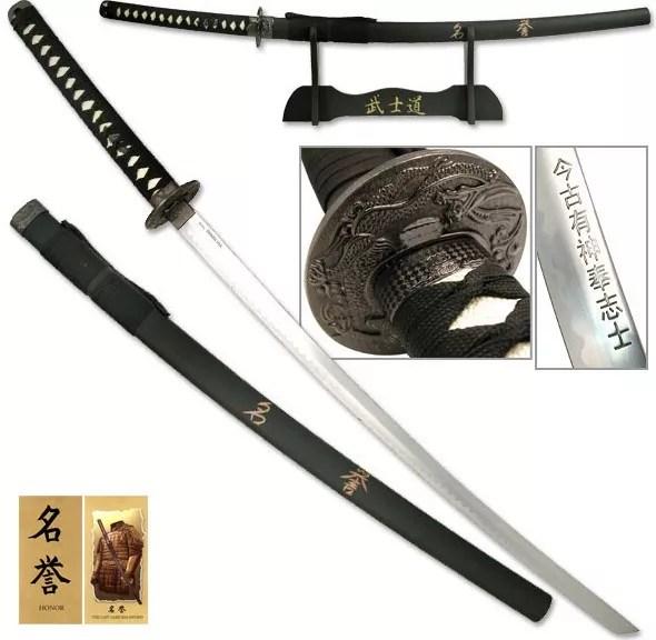 "Decorative ""Sword of Honor"" Katana-0"