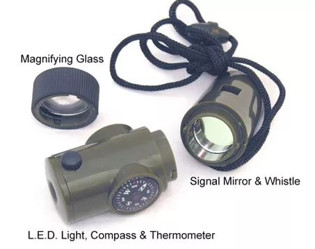 6 in 1 Survival Whistle-21