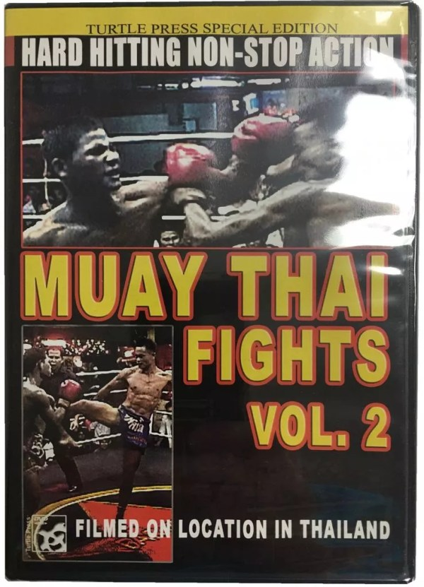 Muay Thai Fights Volume 2-0