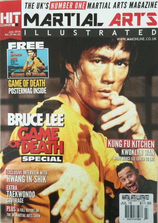 Martial Arts Illustrated Magazine-0