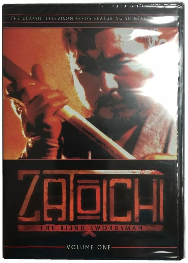 Zatoichi, The Blind Swordsman, Volume 1-0