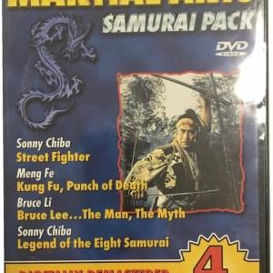 Martial Arts Samurai Pack-0