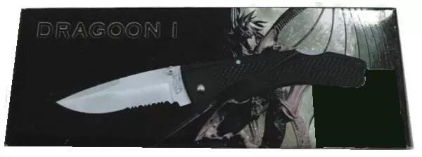 Dragoon knife box
