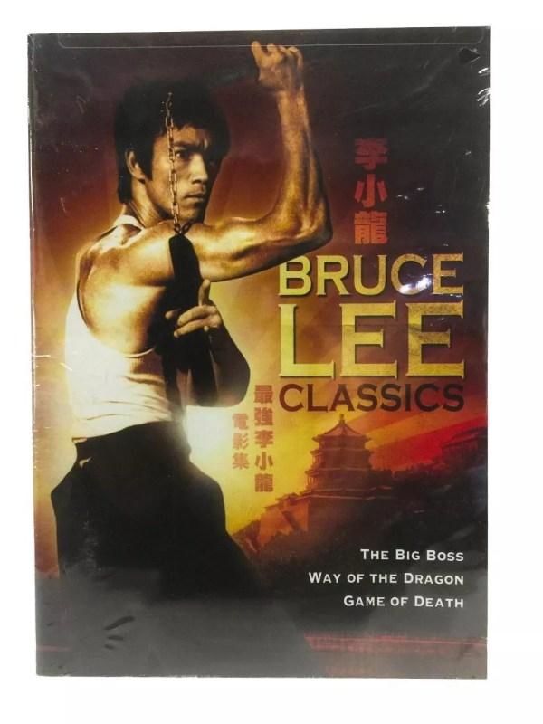 Bruce Lee Classics-0