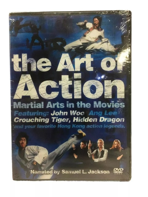 The Art of Action-0