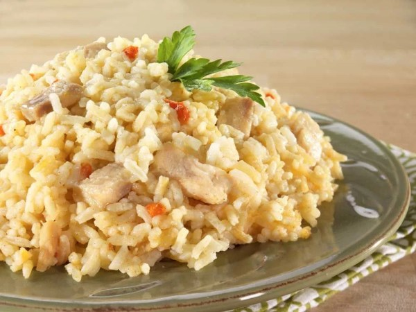 Chicken & Rice #10 Can-520