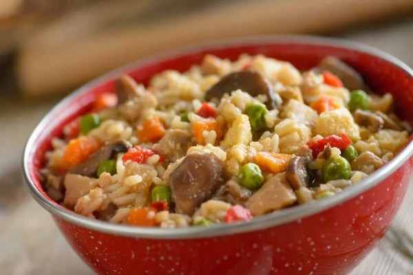 Chicken Fried Rice Pouch-598
