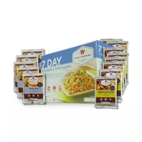 7 Day Emergency Food Supply-0
