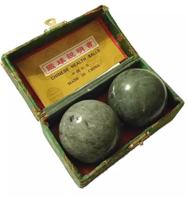 Blackish Jade Exercise Balls-451