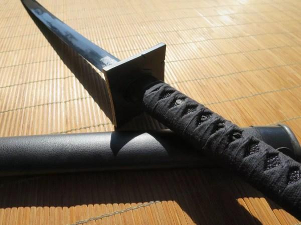 Hanzo Steel Blackout Ninja Assassin Sword-0