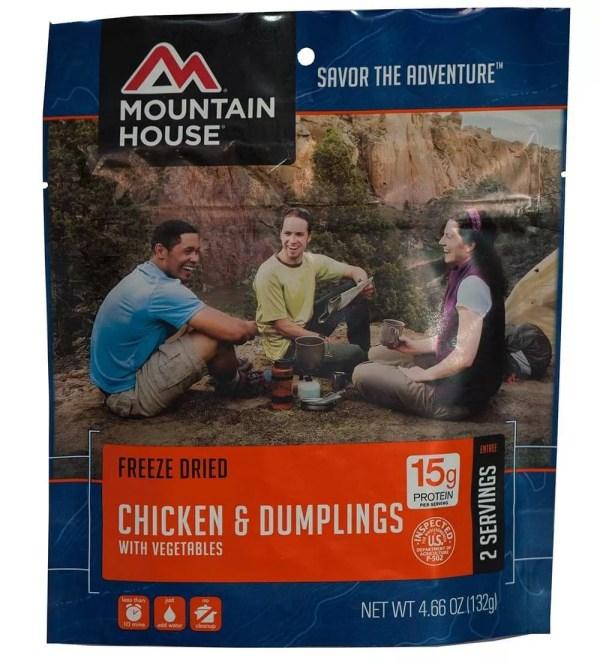 Chicken & Dumplings Pouch-0