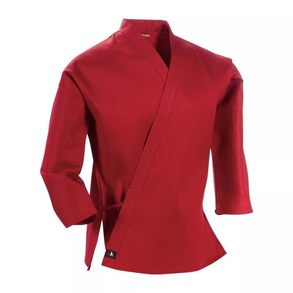 Traditional Gi uniform, red-797