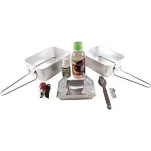Bushcraft Outdoor Cooking Set-0