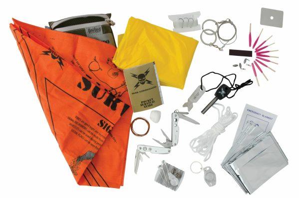 M48 Kommando Adventure Survival Kit-849