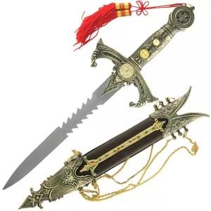 Knights Templar Sword-0