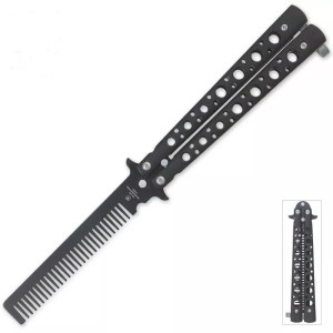 Balisong Butterfly Comb-0