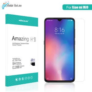 Xiaomi Mi 9 Screen Protector NILLKIN H/H+PRO CP+ XD+ 9H Tempered Glass Protector