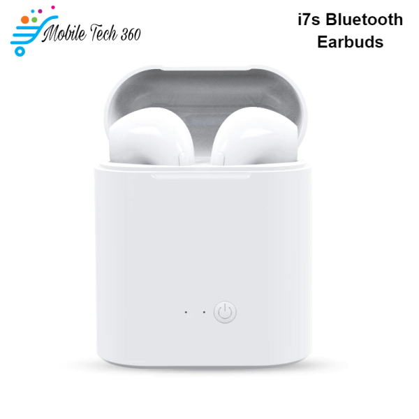 i7s TWS Mini Wireless Bluetooth Earphone Stereo Earbud Headset With Charging Box Mic For All Smartphone